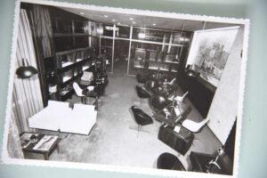 1967 - Επέκταση και ανακαίνιση του καταστήματος της Ερμού 6, Optical