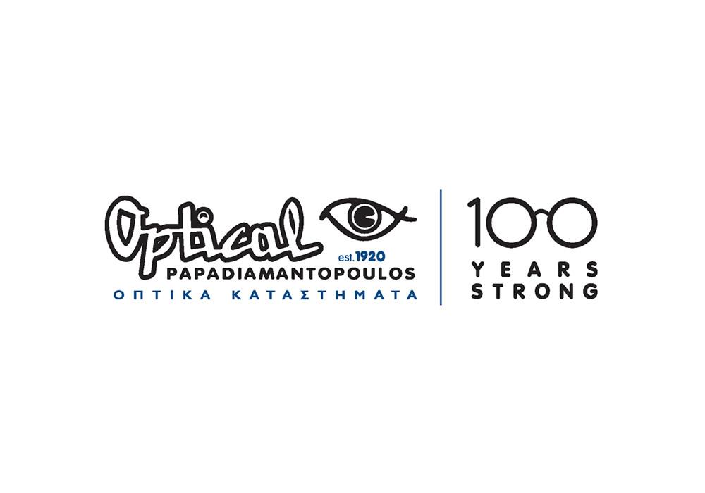 Optical Παπαδιαμαντόπουλος 100 χρόνια